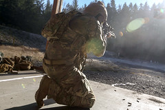 1st Special Forces Soldiers Compete in Menton Week Team Events