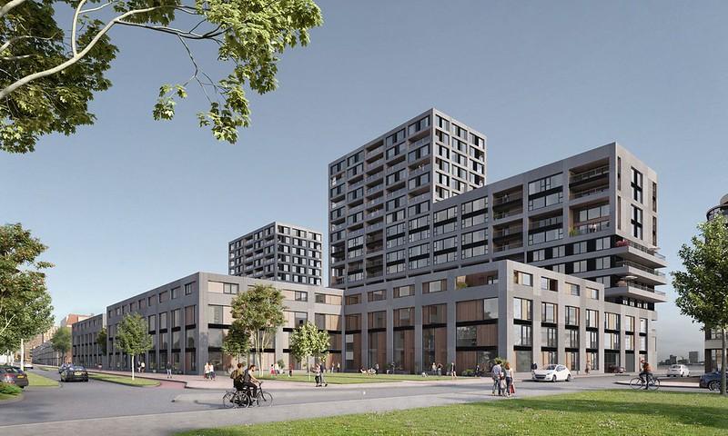 Havenkwartier Rotterdam Katendrecht