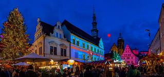 Canaletto Weihnachtsmarkt in Pirna