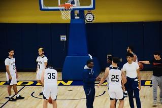 WHCL Men's Basketball vs Copper Mountain: Nov 28 Student Perspective