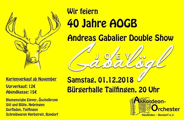 40 Jahre AOGB