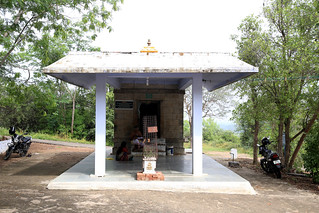 Sri Anjaneyar shrine