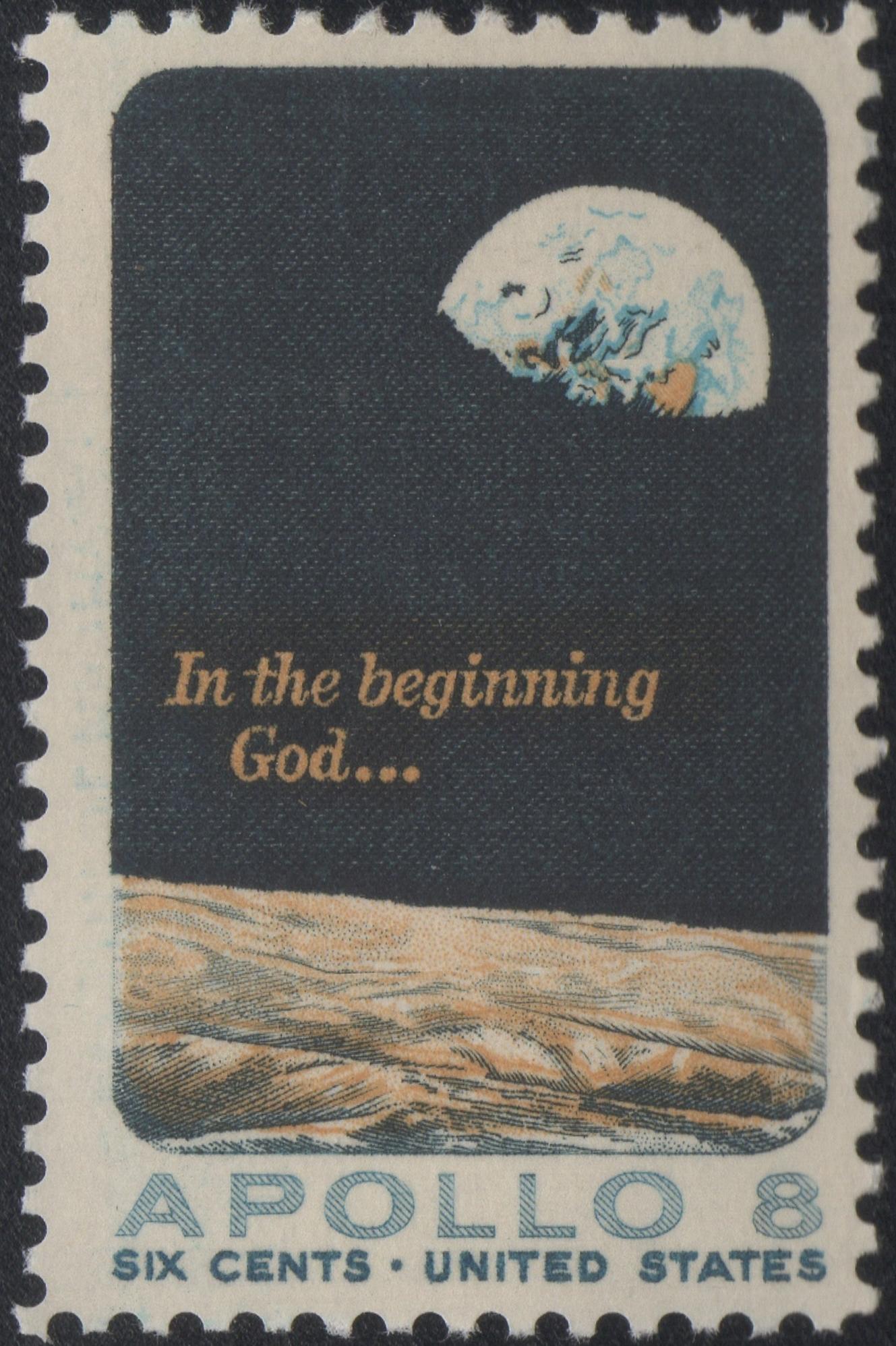 United States - Scott #1371 (1969)