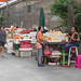 Fruit sellers in Chinatown, Bangkok