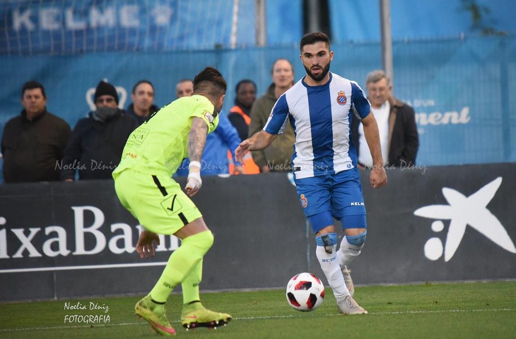 Espanyol B 0- Ontinyent 1