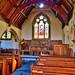 20181024 Stained Glass Window Elmbridge Church Worcestershire