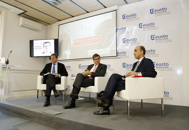 24/10/2018 - Ciclo las finanzas y sus desafíos con José Antonio Álvarez