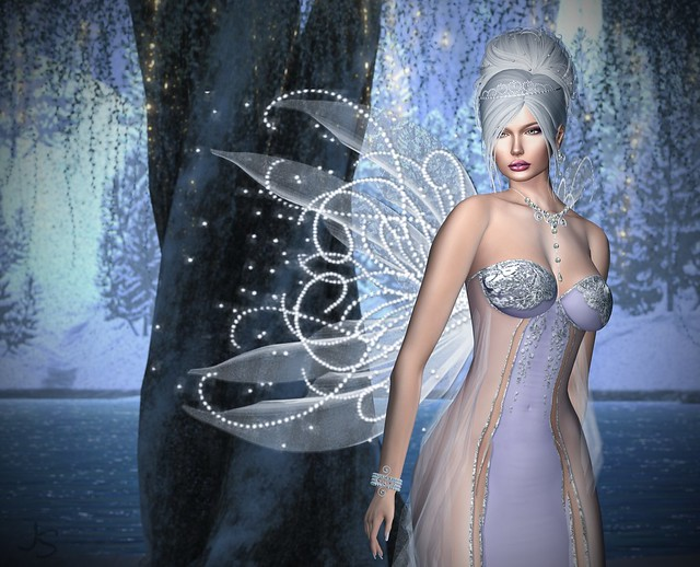 Fairy Winter Close