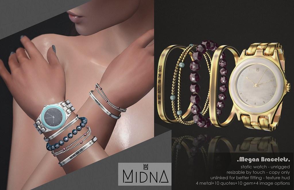 Midna – Megan Bracelets