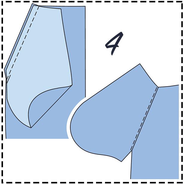 Pant Step 4