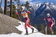 Johaugová slavila vítězný návrat do stopy po dopingovém trestu