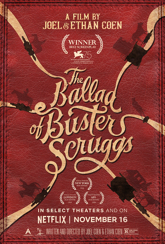 The Ballad of Buster Scruggs - Poster 2