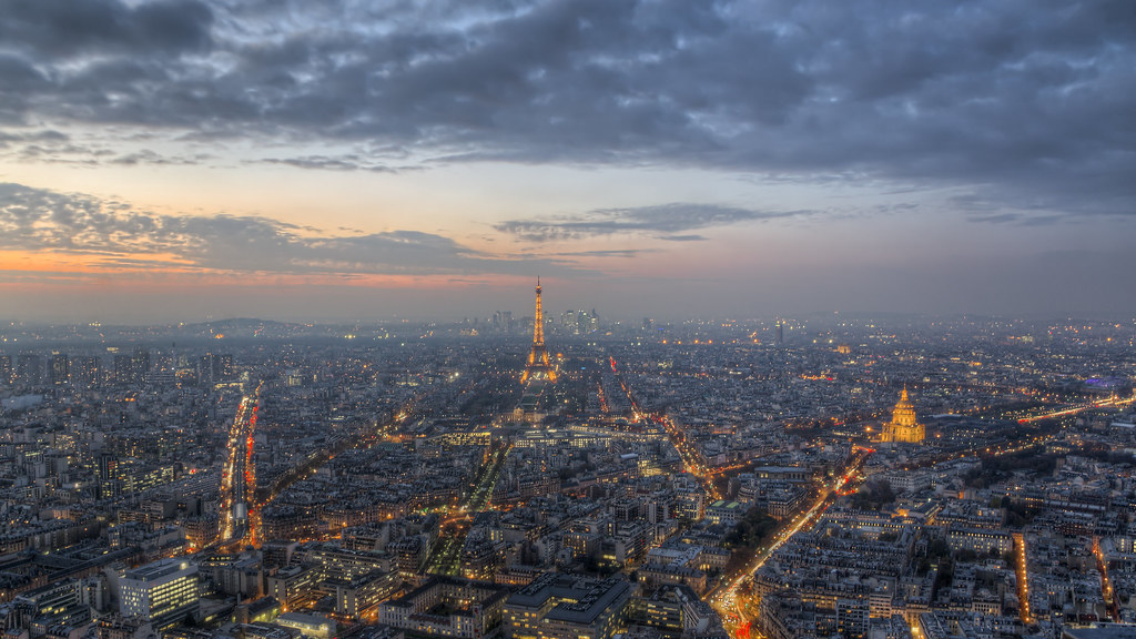 The Best View in Paris