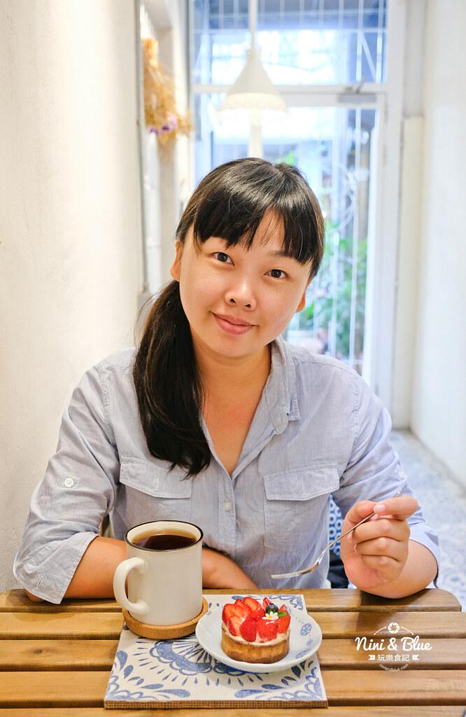 台中一中街 甜點 咖啡 可可庫奇15