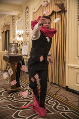 Wed, 2018-08-22 09:44 - The Magic Parlour starring Dennis Watkins - 2018 - 008 - photo by Rich Hein