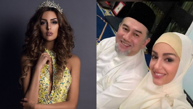 4813 Russian beauty queen converts to Islam, marries Malaysia's King 00