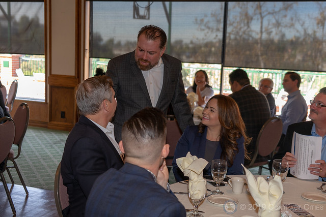 January 2019 City Managers Luncheon