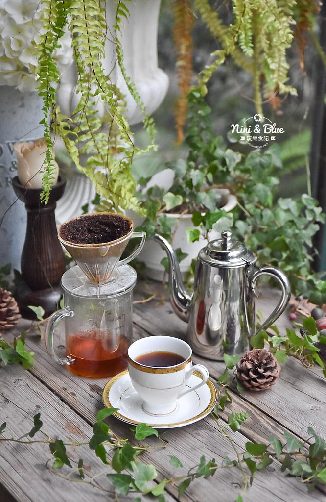 千樺花園 新社花海 美食 台中法式料理 咖啡35