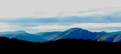 Old Rag and the Blue Ridge