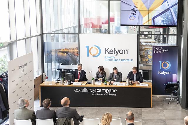 I dieci anni di Kelyon