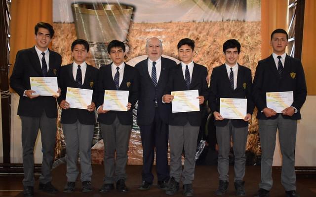 Premiación Académica ISV 2018 (Galería 11)