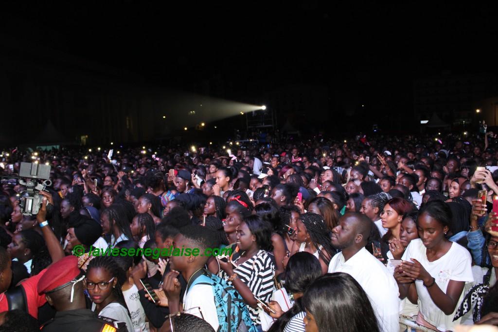 Photos, images concert Dadju 2018 à Dakar, par laviesenegalaise (8)