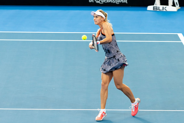 Brisbane International Tennis Finals 2019 - Karolina Pliskova  def. Lesia Tsurenko