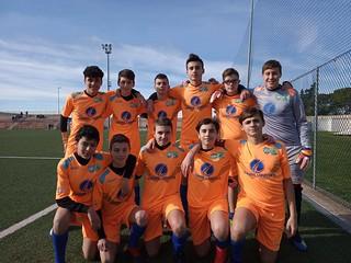 La squadra dei giovanissimi