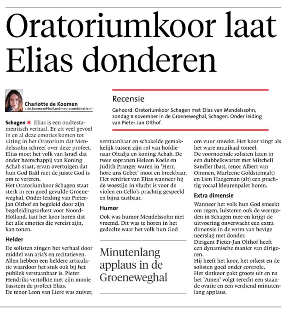 20181111 Schagen Elias NHD recensie