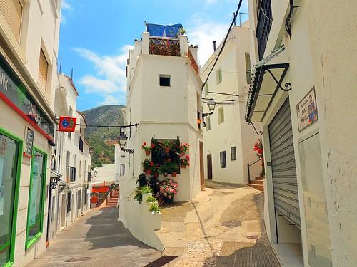 <Calle Empedrada> Istán (Málaga)