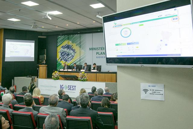 3ª Certificação do Indicador de Governança IG-SEST