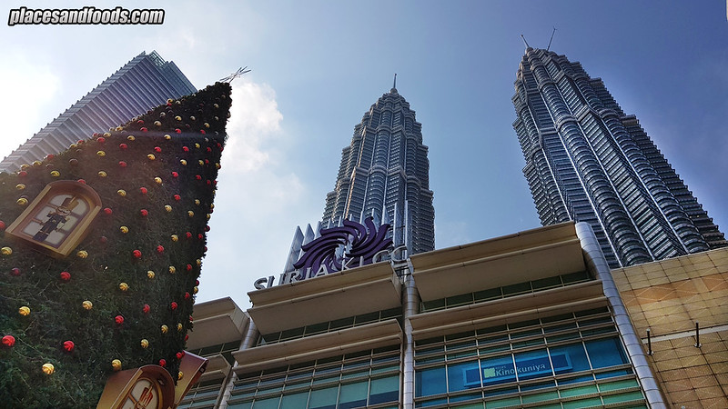 klcc xmas tree day