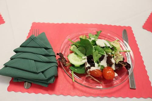 President's Holiday Dinner
