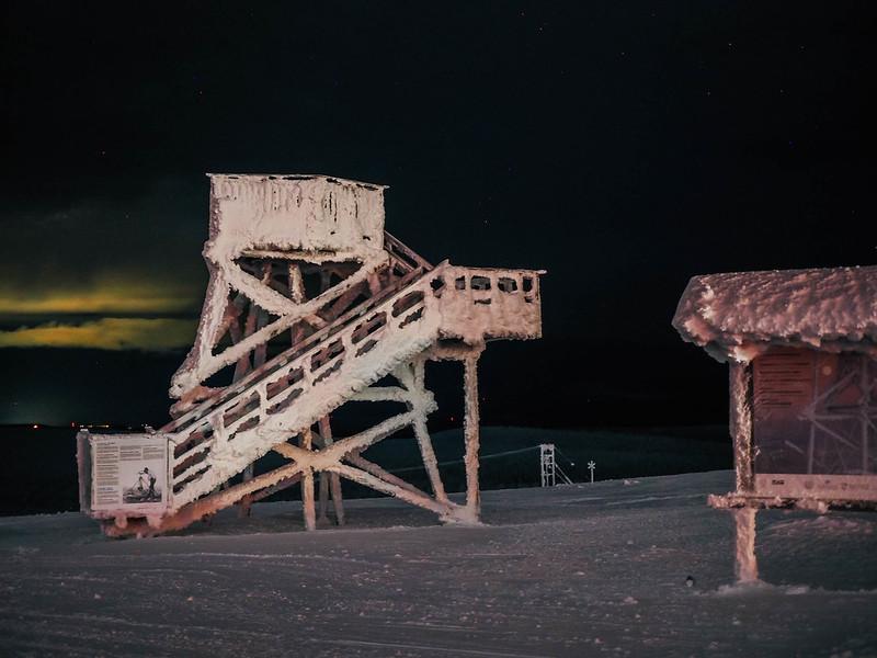 PC295323,PC295317,PC295249, snow, lumi, lappi, lapland, northern finland, pohjois suomi, saariselkä, saariselka, maisema, scenery, winter, talvi, luonto, nature, matkat, travel, kaunispään huippu, top of the kaunispää, polar night, kaamos, taivas, sky, winter, talvi, luonto, nature,