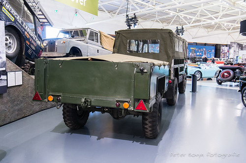 Land-Rover 101 Forward Military Control - 1975