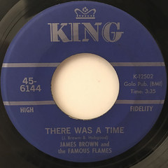 JAMES BROWN AND THE FAMOUS FLAMES:I CAN'T STAND MYSELF(WHEN YOU TOUCH ME)(LABEL SIDE-B)