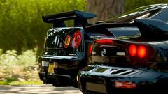 GTR R34 & RX7