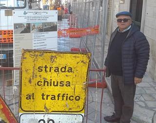 Il responsabile Lavori Pubblici Salvatore Colella