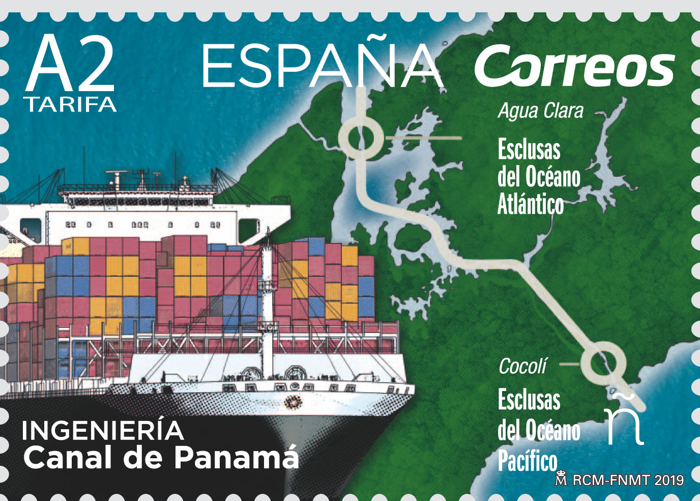 Spain - Engineering: Panama Canal (January 2, 2019)