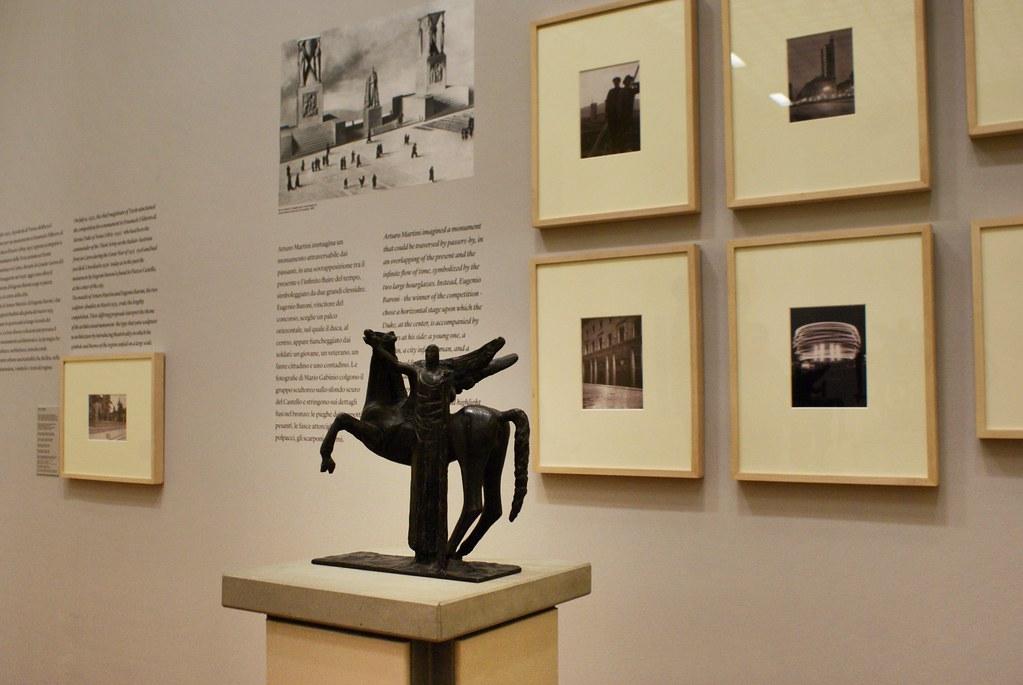 Musée d'art moderne et contemporain à Turin : Collection des années 1900.