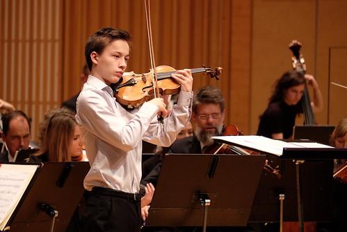 Johan Dalene med Norrköpings Symfoniorkester