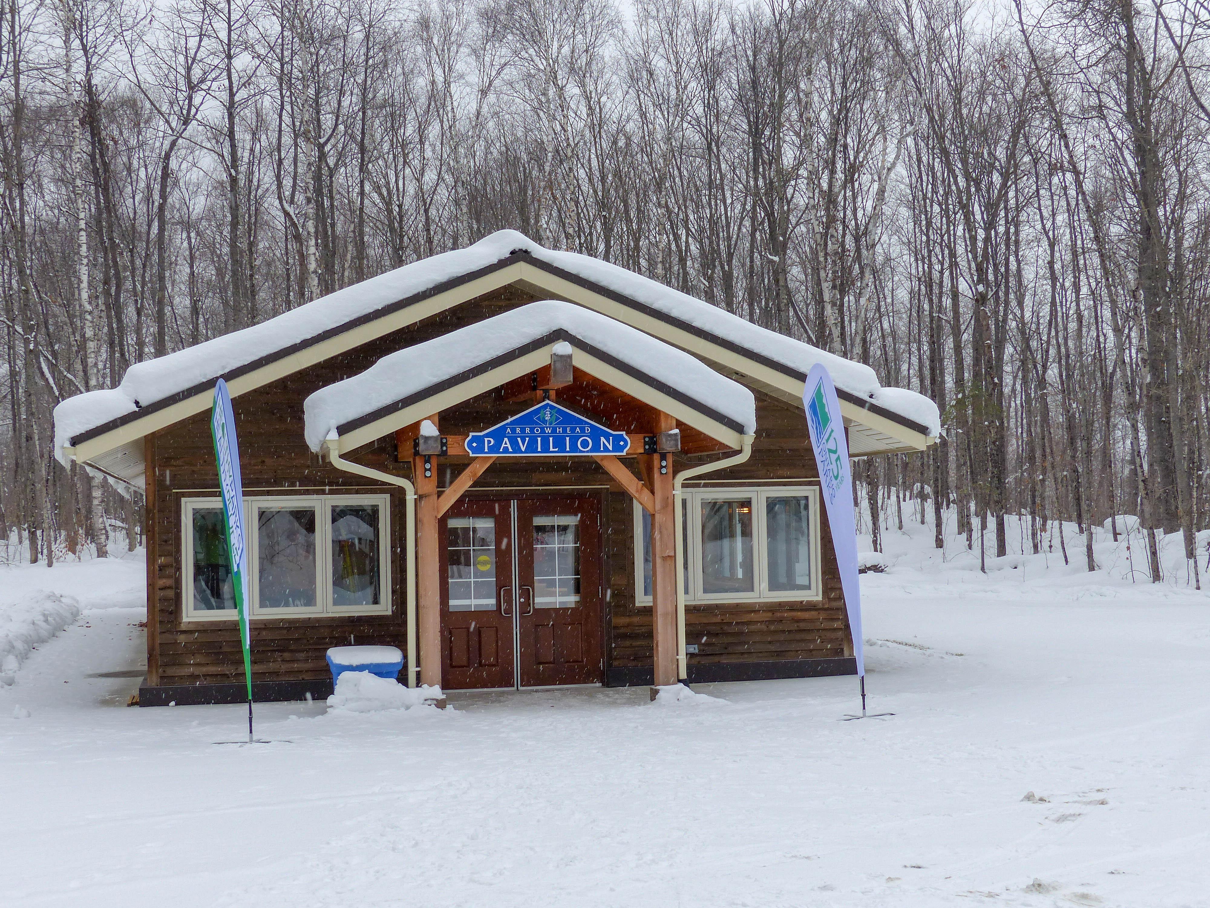Arrowhead Provincial Park - pavilion