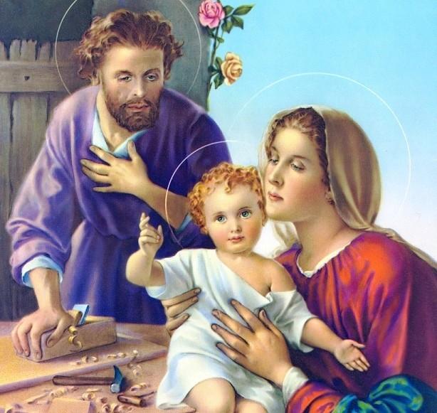 Sagrada Familia de Nazareth - Santa Famiglia di Nazareth