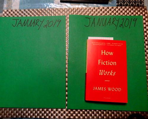 January 2019 Diary