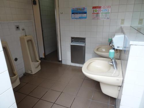 としまえんのトイレの混雑