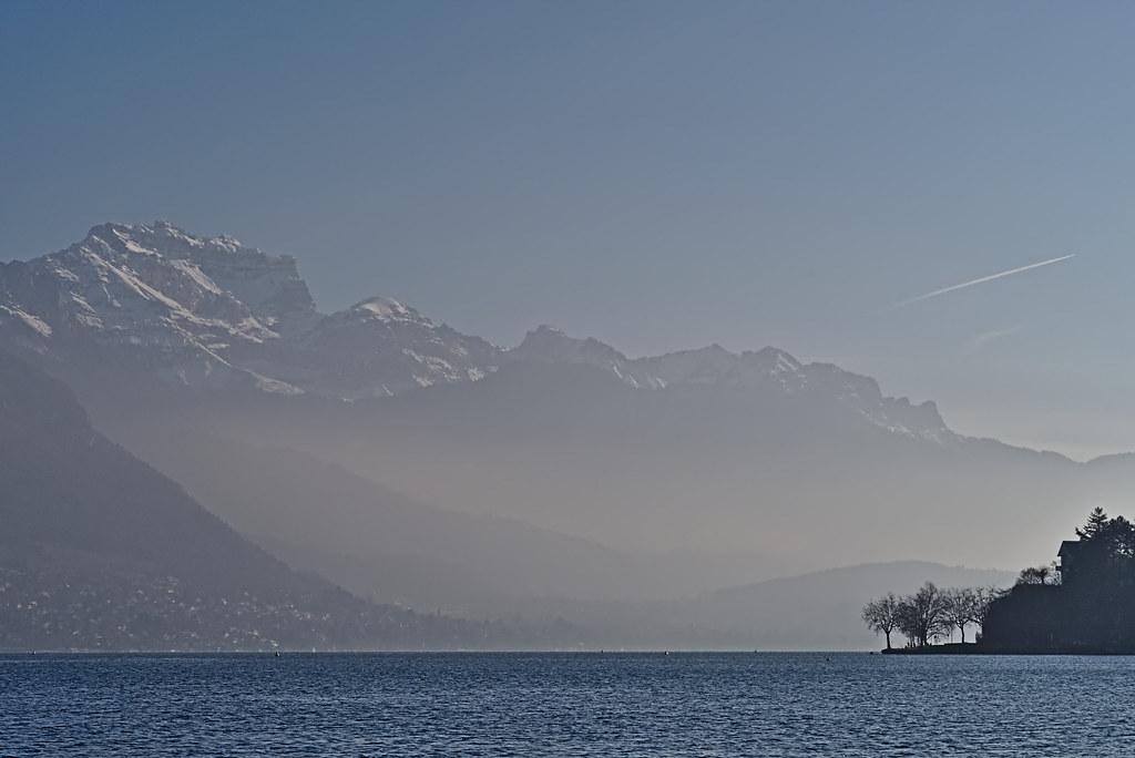 Genf, Annency, Lausanne