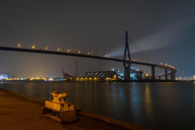Köhlbrand, Nikon D3300, AF-S DX Zoom-Nikkor 18-70mm f/3.5-4.5G IF-ED