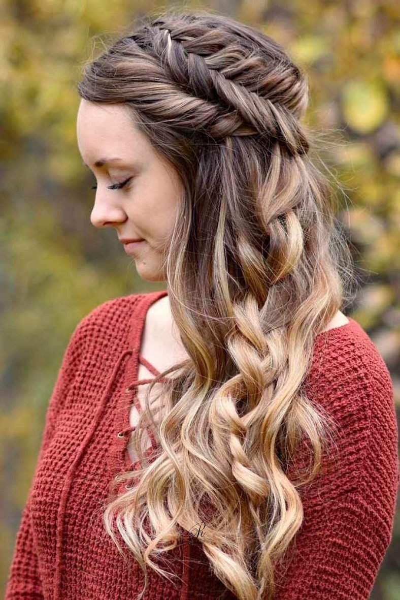 Simple Summer Hairstyles For Women 2019