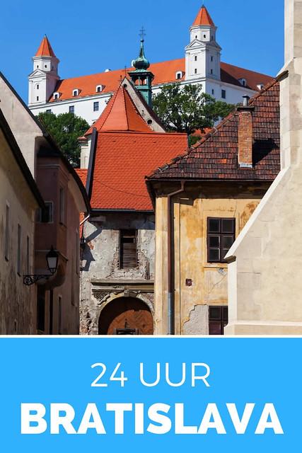 Bratislava in één dag, 24 uur in Bratislava | Mooistestedentrips.nl