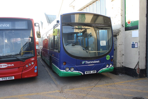 Go South Coast (Thamesdown) 503 WX06JXR